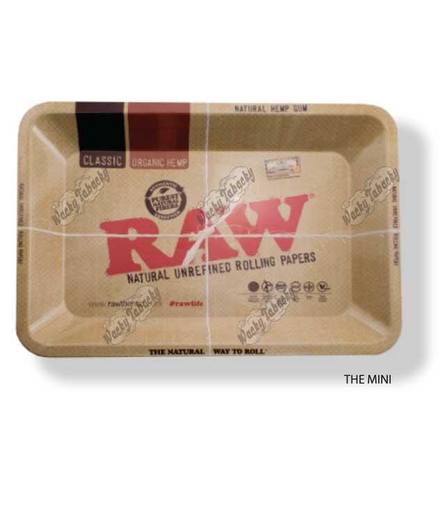 metal rolling tray