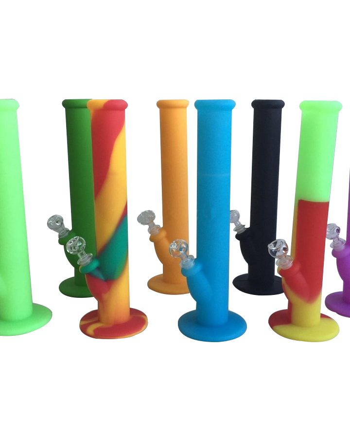 Silicone Bongs from Wacky Tabacky Shop Montreal Worldwide Shipping